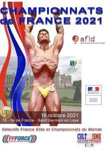 Championnats de France St Germain en Laye 16 oct 21 AFLD